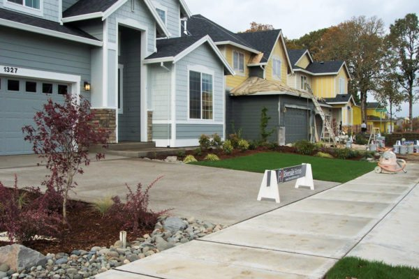 Langwood Crossing Subdivision